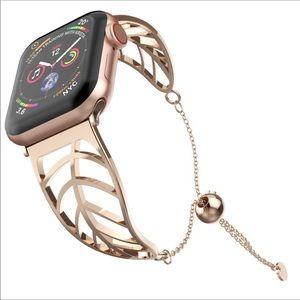 🎀NEW Apple Watch Bracelet 🎀 ROSE GOLD